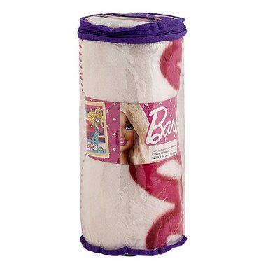 ΚΟΥΒΕΡΤΑ FLEECE Dim Collection 120x150 - Barbie
