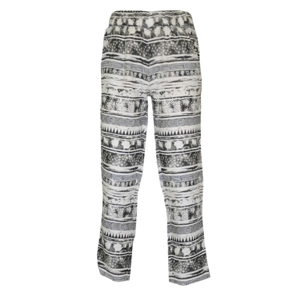 ΠΑΝΤΕΛΟΝΙ LOSAN Cool printed voile trousers