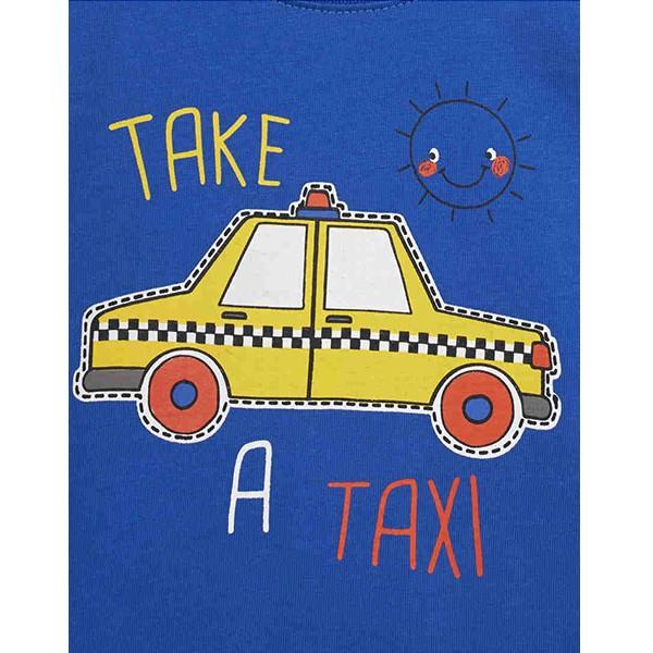 ΜΠΛΟΥΖΑ LOSAN MAKO ΜΑΚΡΥΜΑΝΙΚΗ - Taxi