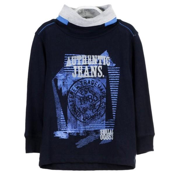 ΜΠΛΟΥΖΑ LOSAN ΖΙΒΑΓΚΟ - Authentic Jeans