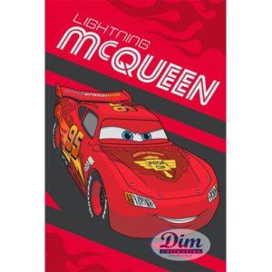 ΒΡΕΦΙΚΗ ΠΕΤΣΕΤΑ ΠΡΟΣΩΠΟΥ 60Χ40 Disney - McQueen