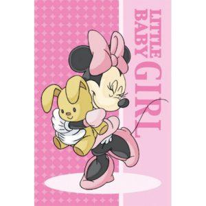 ΒΡΕΦΙΚΗ ΠΕΤΣΕΤΑ ΠΡΟΣΩΠΟΥ 60Χ40 Disney - Minnie