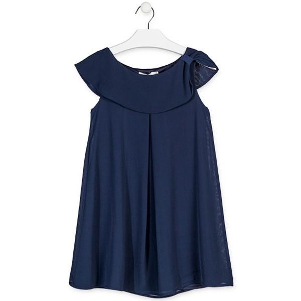 ΦΟΡΕΜΑ LOSAN Chic Collection – Blue Crepe