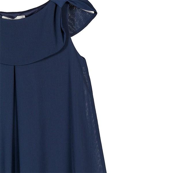 ΦΟΡΕΜΑ LOSAN Chic Collection - Blue Crepe