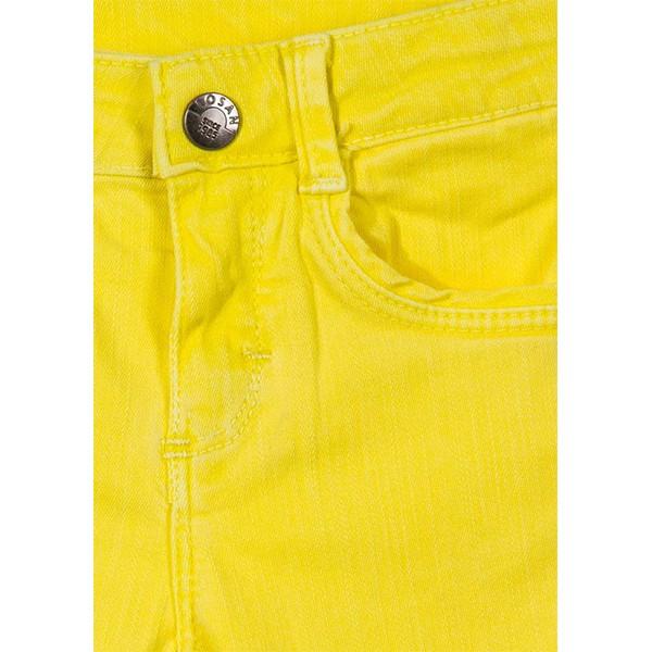 ΠΑΝΤΕΛΟΝΙ LOSAN Denim Slim Kids Ελαστικό - Yellow
