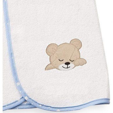 ΜΠΟΥΡΝΟΥΖΙ ΒΡΕΦΙΚΟ ΚΑΠΑ - Sleeping Bear Cub ΛΕΥΚΟ/ΣΙΕΛ
