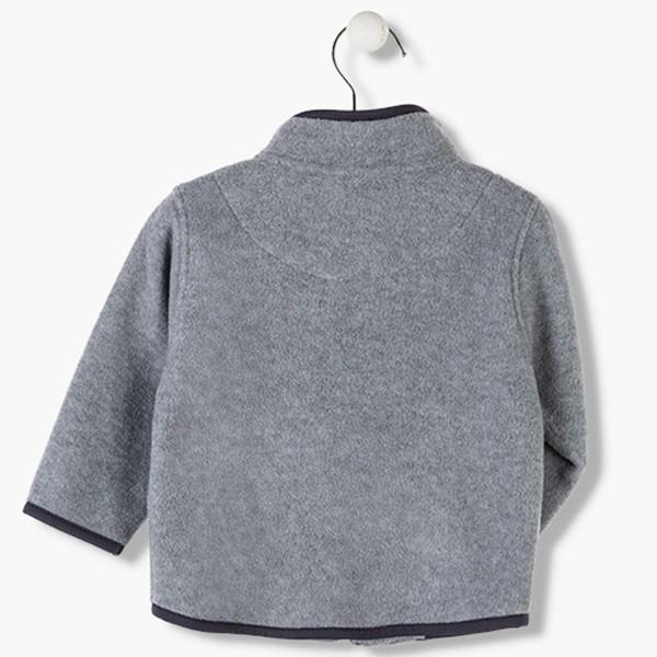 ΖΑΚΕΤΑ LOSAN Bebe - Fleece Grey