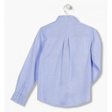 ΠΟΥΚΑΜΙΣΟ LOSAN Junior - Light Blue Cotton